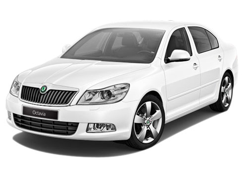 Skoda  Octavia Front Side View Picture