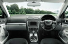 Skoda Octavia Dashboard Picture