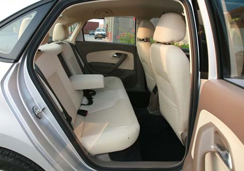 Skoda Rapid Rear Seats Interior Picture Carkhabri Com