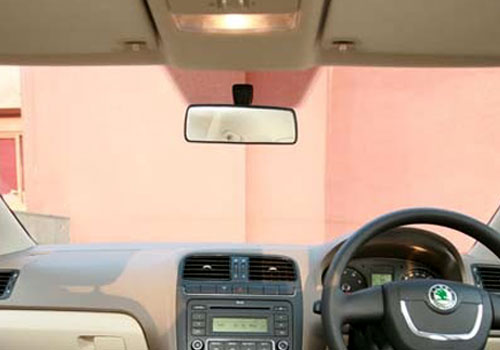 Skoda Rapid Courtsey Lamps Interior Picture