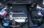 Skoda Rapid Engine Picture