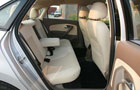 Skoda Rapid Rear Seats Picture