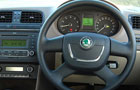 Skoda Rapid Steering Wheel Picture