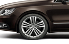 Skoda Superb Wheel and Tyre Picture