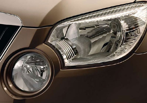 Skoda Yeti Headlight Exterior Picture