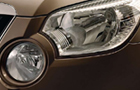 Skoda Yeti Headlight Pictures