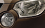 Skoda Yeti Headlight