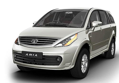 Tata Aria Pictures