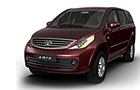 Tata Aria in Red Color