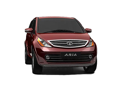 Tata Aria Front Side View Picture