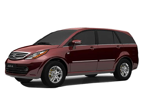 Tata Aria Front Angle Low Wide Exterior Picture