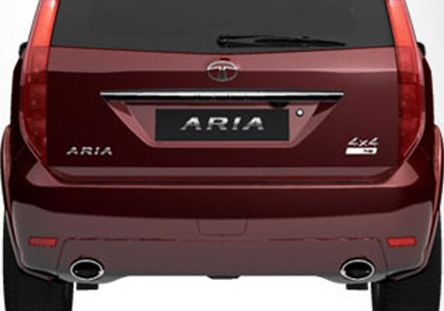 Tata Aria Exhaust Pipe Exterior Picture