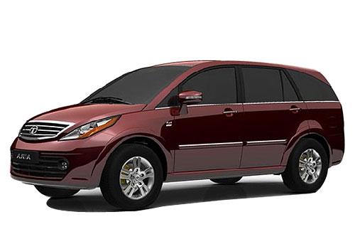 Tata Aria Front Medium View Exterior Picture