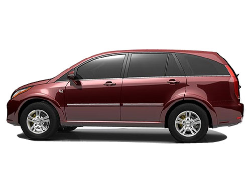 Tata Aria Front Angle Side View Exterior Picture