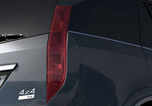 Tata Aria Tail Light Exterior Picture