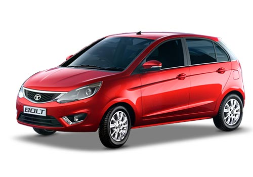 Tata Bolt Side View Picture
