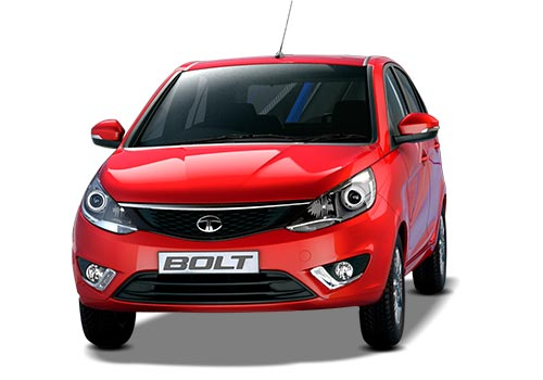 Tata Bolt  Front  Angle View Picture