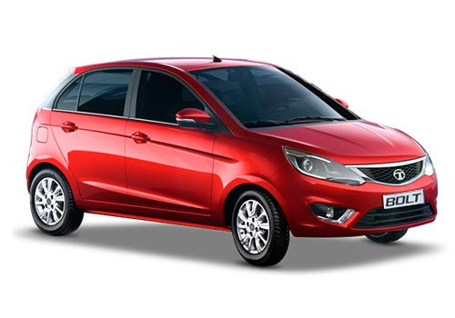 Tata Bolt Front Low Angle View Exterior Picture