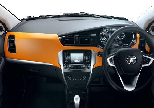 Tata Bolt Steering Wheel PIcture