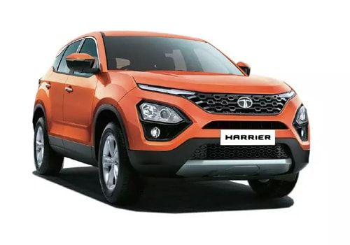 Tata Harrier Front Angle Low Wide Exterior Picture