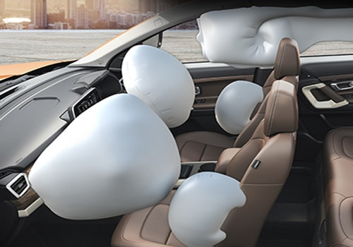 Tata Harrier Airbag Interior Picture