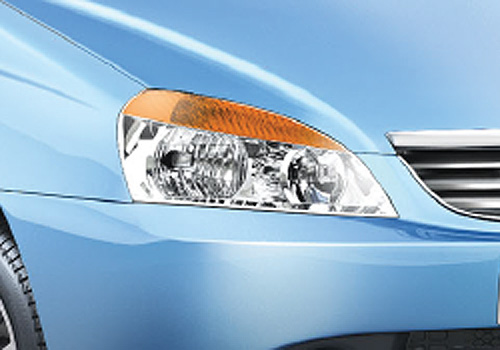 Tata Indica eV2 Headlight Exterior Picture