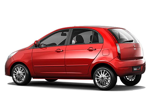 Tata Indica Vista Cross Side View Exterior Picture