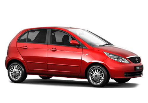 Tata Indica Vista Front Side View Exterior Picture