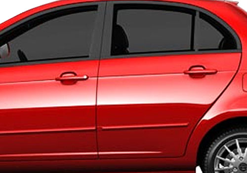 Tata Indica Vista Door Handle Exterior Picture