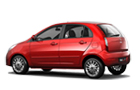 Tata Indica Vista Cross Side View Picture