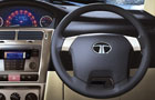 Tata Indica Vista Steering Wheel Picture