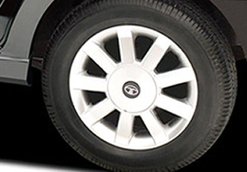 Tata Indigo XL Wheel and Tyre Exterior Picture