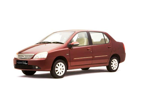 Tata Indigo XL Front Medium View Exterior Picture