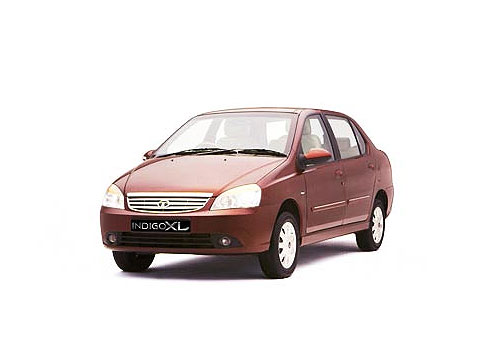 Tata Indigo XL Front High Angle View Exterior Picture