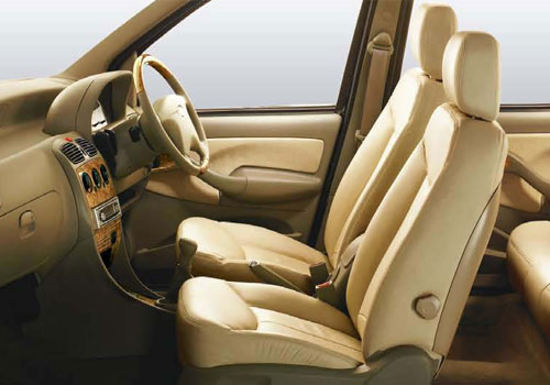 Tata Indigo XL Front Seats Interior Picture
