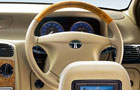 Tata Indigo XL Steering Wheel Pictures