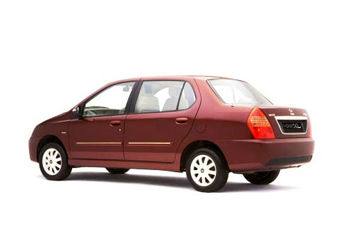Tata Indigo Cross Side View Exterior Picture