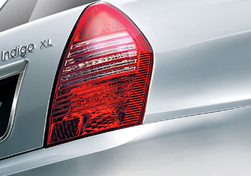 Tata Indigo Tail Light Exterior Picture