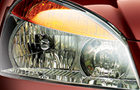 Tata Indigo Head Light Picture