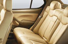 Tata Indigo Rear Seats Picture