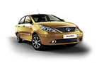 Tata Manza in Gold Color