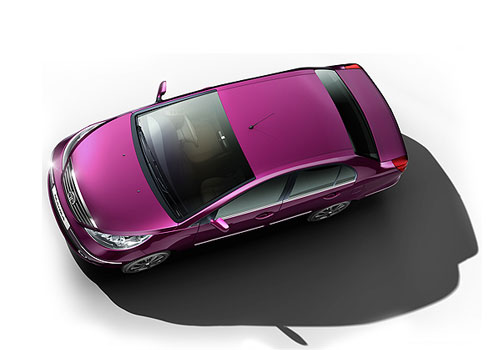 Tata Manza Top View Exterior Picture