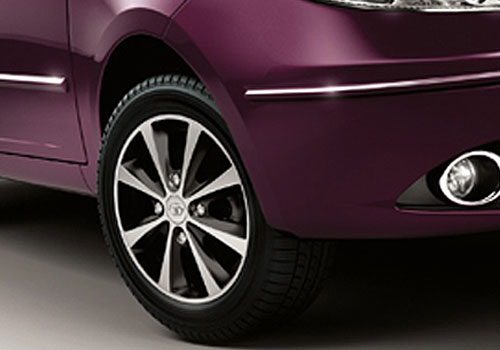 Tata Manza Wheel and Tyre Exterior Picture