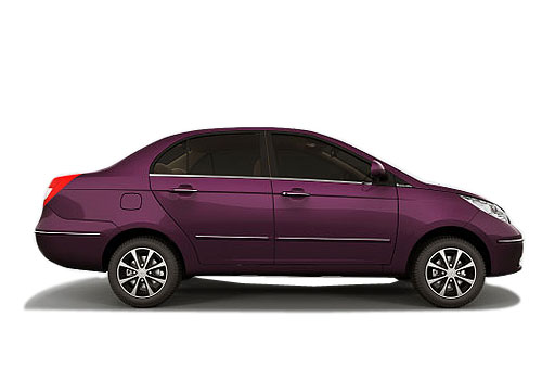 Tata Manza Side Medium View Exterior Picture