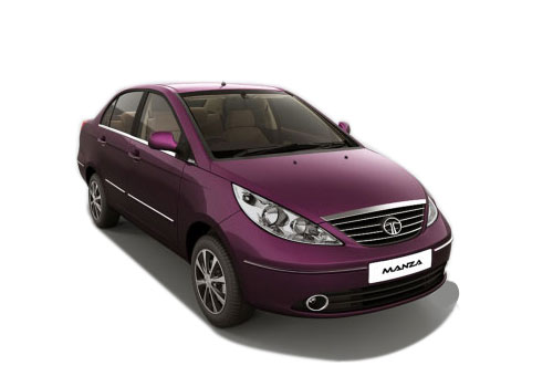Tata Manza Front Low Angle View Exterior Picture