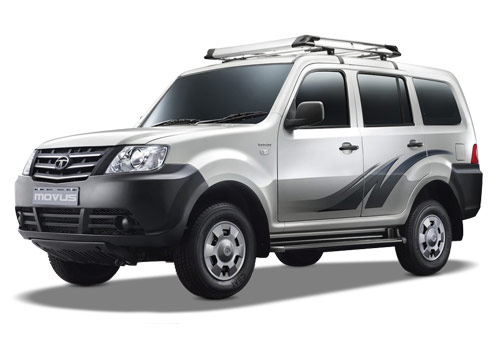 Tata Movus Front Angle View Exterior Picture