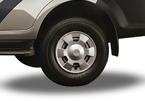 Tata Movus Wheel and Tyre Exterior Picture