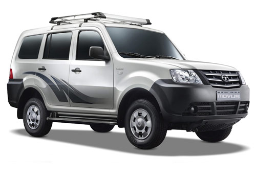 Tata Movus Front High Angle View Exterior Picture