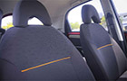 Tata Nano Seats Picture