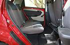 Tata Nano Rear Seats Picture